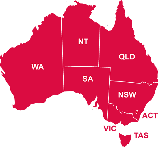 Australia Map Nt.Commercial Real Estate Residential Real Estate Australia Knight